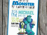 Monsters Inc Birthday Invitations Template Monsters Inc Birthday Invitations Template Resume Builder