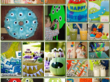 Monsters Inc Birthday Party Decorations Disney Donna Kay Disney Party Board Monsters Inc