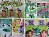 Monsters Inc Birthday Party Decorations Kara 39 S Party Ideas Monsters Inc Birthday Party Planning