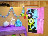 Monsters Inc Birthday Party Decorations Monsters Inc Birthday Party Ideas Photo 17 Of 34 Catch