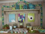 Monsters Inc Birthday Party Decorations Monsters Inc Birthday Party Ideas Photo 5 Of 25 Catch