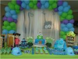 Monsters Inc Birthday Party Decorations the Best Monster Inc Baby Shower Party Supplies Baby