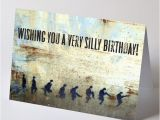 Monty Python Birthday Card Ministry Of Silly Birthday Card Monty Python Folksy