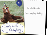 Mooning Duck Birthday Cards Mooning Duck by Emp Media Behind the Card Recycled