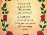 Mother Birthday Card Poems Love Coloring Pages Part 3
