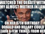 Mother In Law Birthday Meme Leonardo Dicaprio Cheers Meme Imgflip