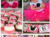 Motif for 1st Birthday Girl 34 Creative Girl First Birthday Party themes Ideas My