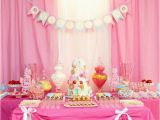 Motif for 1st Birthday Girl Creative First Birthday Party themes Ideas for Baby Girls