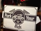 Motorcycle Birthday Decorations Kara 39 S Party Ideas Vintage Motorcycle themed Birthday
