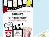 Movie Night Birthday Invitations Free Printable 40th Birthday Ideas Birthday Party Invitation Templates