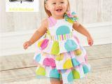 Mud Pie Birthday Girl Dress Mud Pie Birthday Girl 1st Birthday I 39 M 1 Colorful Dots