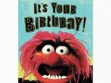 Muppets Happy Birthday Meme Shop Animal Muppet