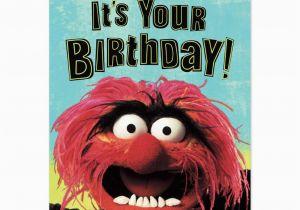 Muppets Happy Birthday Meme Shop Animal Muppet