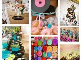 Music Decorations for Birthday Party 17 Best Images About Em 39 S 16th Birthday Party Ideas On