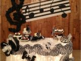 Music Decorations for Birthday Party Best 25 Music Party Decorations Ideas On Pinterest