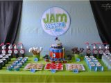 Music themed Birthday Decorations Music Party Quot Jammin 39 with Jack Quot Brave Creative Design