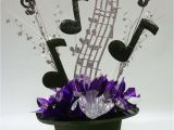 Music themed Birthday Decorations Music themed Centerpiece Kit for Party Table Decorations