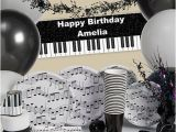 Music themed Birthday Decorations the Melodies Of Life Gt Gt A Music Party theme Party