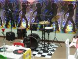 Music themed Birthday Decorations Think Create Explore A Musical theme Birthday Party