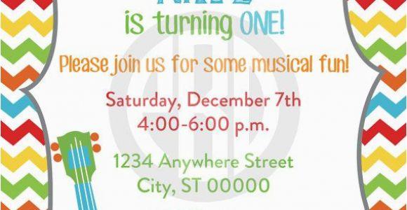 Music themed Birthday Invitations Music themed Birthday Party Invitations Dolanpedia