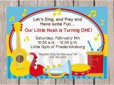 Music themed Birthday Party Invitations Music themed Birthday Party Invitations Dolanpedia
