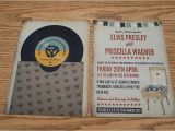 Music themed Birthday Party Invitations Vinyl Record Music themed Wedding Invitation by Magik