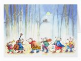 Musical Birthday Cards for Children Mouse Music Band Children 39 S Greeting Card Zazzle