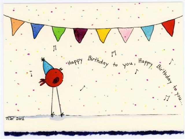 Download By SizeHandphone Tablet Desktop Original Size Back To Musical Birthday Cards For Facebook
