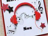 Musical Birthday Cards for son Boadicea Cards Luxury Handmade Designs On Pinterest