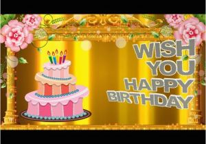 Musical Birthday Cards For Whatsapp Wishes A Friend Happy Animation
