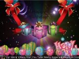 Musical Birthday Cards for Whatsapp Happy Birthday Wishes Greetings Blessings Prayers Quotes