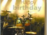 Musical Birthday Greeting Cards for Facebook Singing Birthday Cards for Facebook Drums Birthday Card