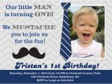Mustache First Birthday Invitations Items Similar to Mustache Little Man 1st Birthday