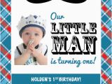 Mustache First Birthday Invitations Little Man Mustache Printable 1st Birthday Party Baby