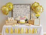 My First Birthday Decorations Doo Dah You are My Sunshine 1st Birthday