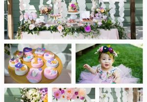 My First Birthday Party Decorations 1st Birthday Garden Party Pretty My Party Party Ideas