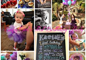 My First Birthday Party Decorations San Diego Hr Mom February 2014