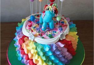 My Little Pony Birthday Cake Decorations Pinterest