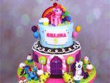 My Little Pony Birthday Cake Decorations My Little Pony Cake Cakecentral Com