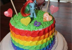 My Little Pony Birthday Cake Decorations Cakes Decoration Ideas