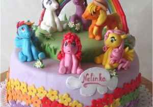My Little Pony Birthday Cake Decorations Top Cakes Cakecentral Com