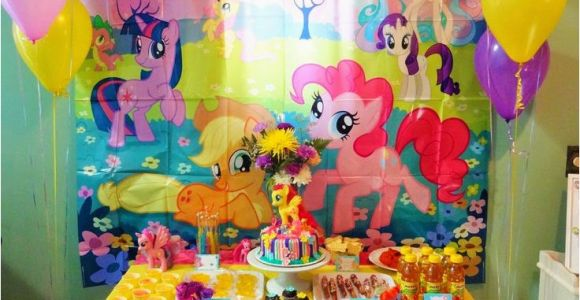 My Little Pony Birthday Decoration Ideas Giggle Bean My Little Pony Decorations