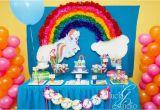 My Little Pony Birthday Decoration Ideas My Little Pony Birthday Party Ideas Photo 5 Of 10