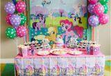 My Little Pony Birthday Decoration Ideas My Little Pony Tea Time Birthday Party Ideas themes