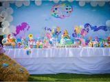 My Little Pony Birthday Party Ideas Decorations Kara 39 S Party Ideas My Little Pony Birthday Party Kara 39 S