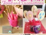 My Little Pony Birthday Party Ideas Decorations My Little Pony Birthday Party Food and Decorating Ideas