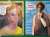 Napoleon Dynamite Birthday Card Heck Yes Napoleon Dynamite Birthday Cards Napoleon
