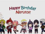 Naruto Birthday Card Happy Birthday Naruto Id by Kyotaka On Deviantart