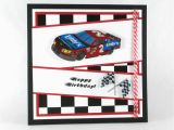 Nascar Birthday Card Birthday Cards Race Car Nascar Boys Birthday by