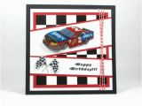 Nascar Birthday Card Birthday Cards Race Car Nascar Boys Birthday Cards Dads
